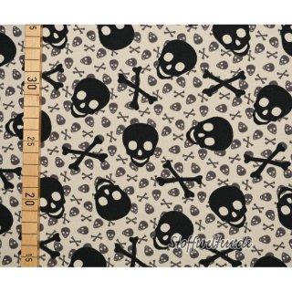 toller jersey skulls totenk pfe auf schwarz kotex 14. Black Bedroom Furniture Sets. Home Design Ideas