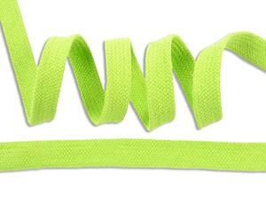 Tolles HOODIEBAND / Kapuzenband, lime, 15mm, Alternative...