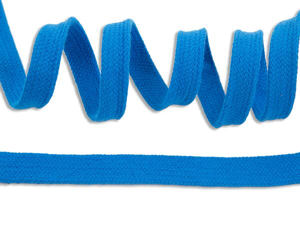 Tolles HOODIEBAND / Kapuzenband, blau, 15mm, Alternative...