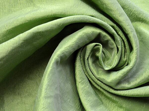 Hochw. WASHED TAFFETA, lime