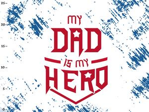Bio-Jersey, my dad my hero Panel, Superkind by BioBox