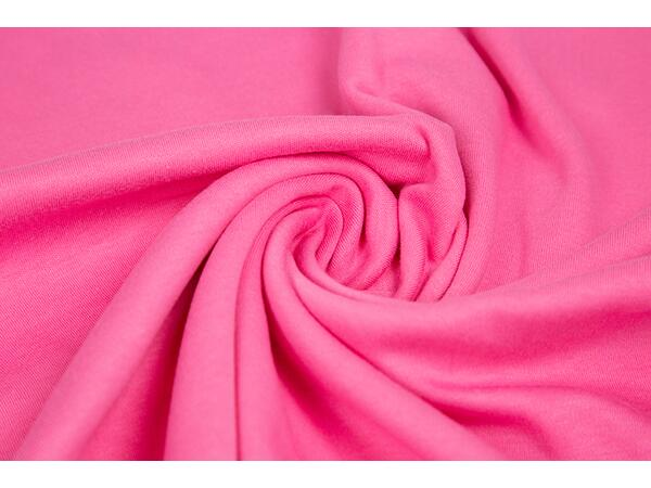 hochw. INTERLOCK rosa, Organic cotton, ÖKOTEX