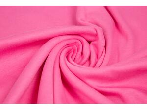 hochw. INTERLOCK rosa, Baumwolle (Organic Cotton)