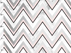 Bio-Jersey, Silver Dream chevron by BioBox