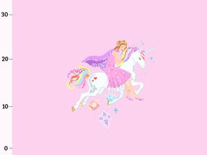 Bio-Jersey, Himmelsritt, sparkle unicorn, Einhorn, by BioBox