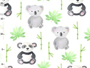 Bio-Jersey, Koala Panda, happy zoo, by BioBox