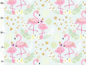 Bio-Jersey, Flamingos, MamaLiebe, by BioBox