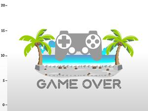 Bio-Jersey, Game Over Panel, Game Over, by BioBox