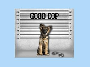 Bio-Jersey, POLIZEI Panel, good cop, by BioBox