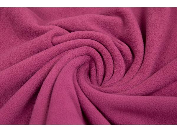 hochw. MICROFLEECE Nelly - magenta - für JACKEN & co