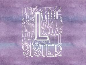 Bio-Jersey, LITTLE sister Panel Super-Schwester, by BioBox