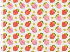 Bio-Jersey Erdbeeren, Fruit Fun, Jersey by Bio-Box