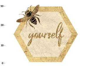 Bio-Jersey, Be yourself XL-PANEL, bee yourself, by Bio-Box