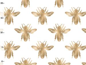 Bio-Jersey Bienen gold, bee yourself, Jersey by Bio-Box
