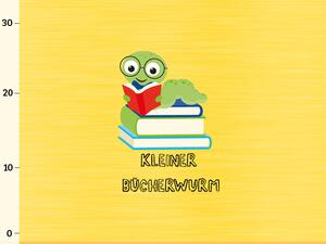 Bio-Jersey Bobo Bücherwurm by BioBox