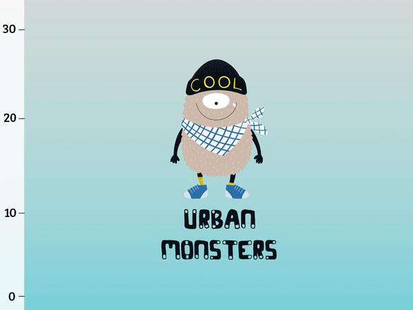 Bio-Jersey, Urban Monster PANEL, Monster Style by BioBox,...