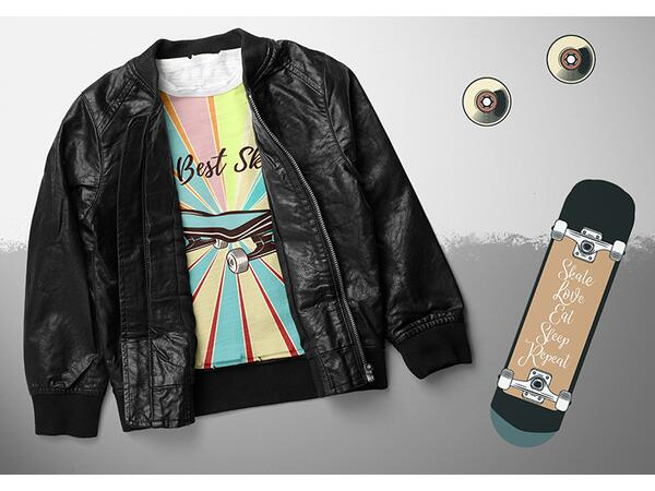 Bio-Jersey, best skater XL Panel, Just Skate, by BioBox