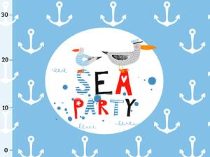 Bio-Jersey, Sea Party PANEL, Sea Party by BioBox