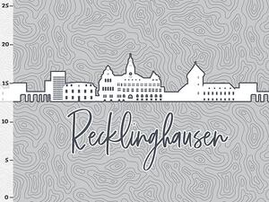 Bio-Jersey Recklinghausen XL Panel grau -...