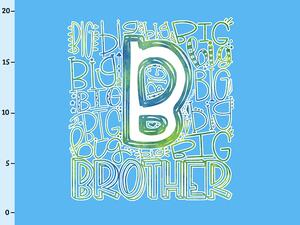 Bio-Jersey big brother Panel, SuperBruder exklusiv by...