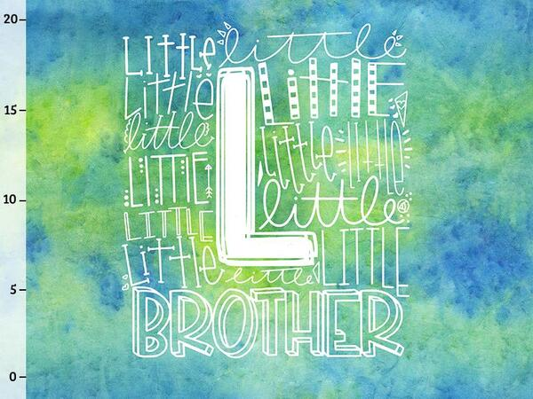Bio-Jersey little brother Panel, SuperBruder exklusiv by...