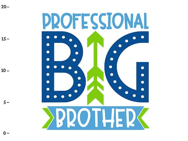 Bio-Jersey professional big brother Panel, SuperBruder...