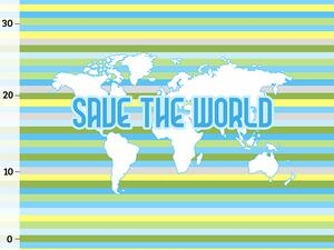 .Bio-Jersey XL Panel save the world, statement für den...