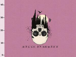 BIO-Jersey, hello darkness XL Panel beere melange by BioBox