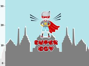 Bio-Jersey, super boy Panel by BioBox