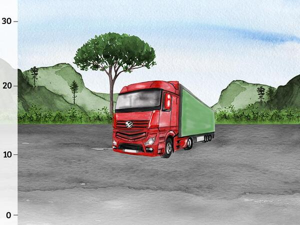 Bio-Jersey Panel, Trucks, by BioBox