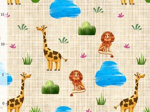 Bio-Jersey, funny jungle Gitta Giraffe by BioBox