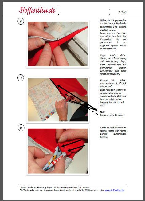 Nähanleitung: Kostenloses eBook – LOOP selbst nähen | Stoffwelten ...